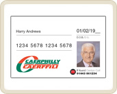 Caerphilly County Borough smartcard